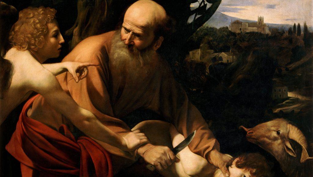 Sacrifice_of_Isaac-Caravaggio_Uffizi-1-e1519919699542-1024x580